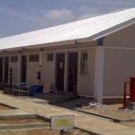 Gudang GA & IT, Crew Survey & Entrance Shelter Tanjung – Kalimantan Selatan