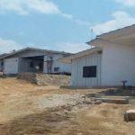 Pembangunan Camp Area & Canteen Lumut Balai – Muaraenim-Sumatera Selatan