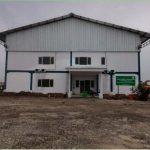 Pembangunan Close Storage & Office MIA4