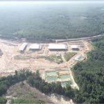 Pembangunan Infrastruktur KM65 – Kalimantan Selatan